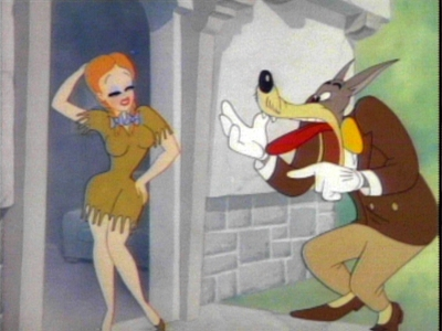 Droopy Dog Cartoon Wolf he did create Droopy  and