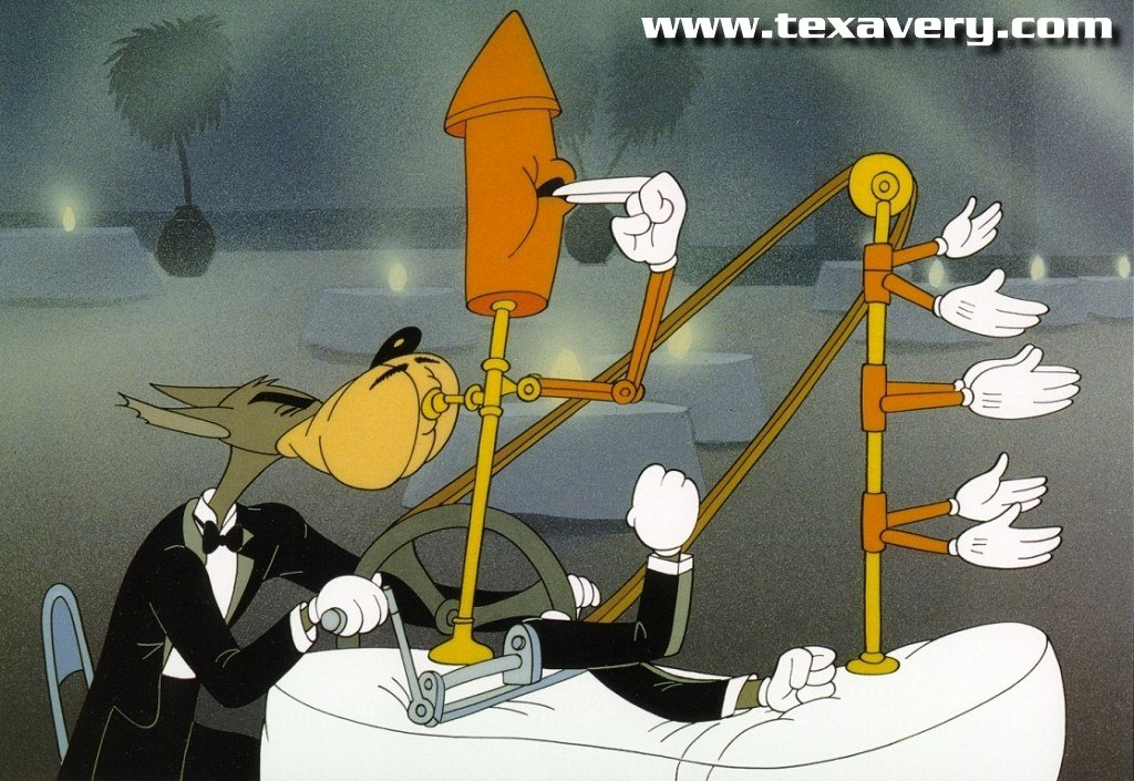 Tex Avery Tribute Wallpapers